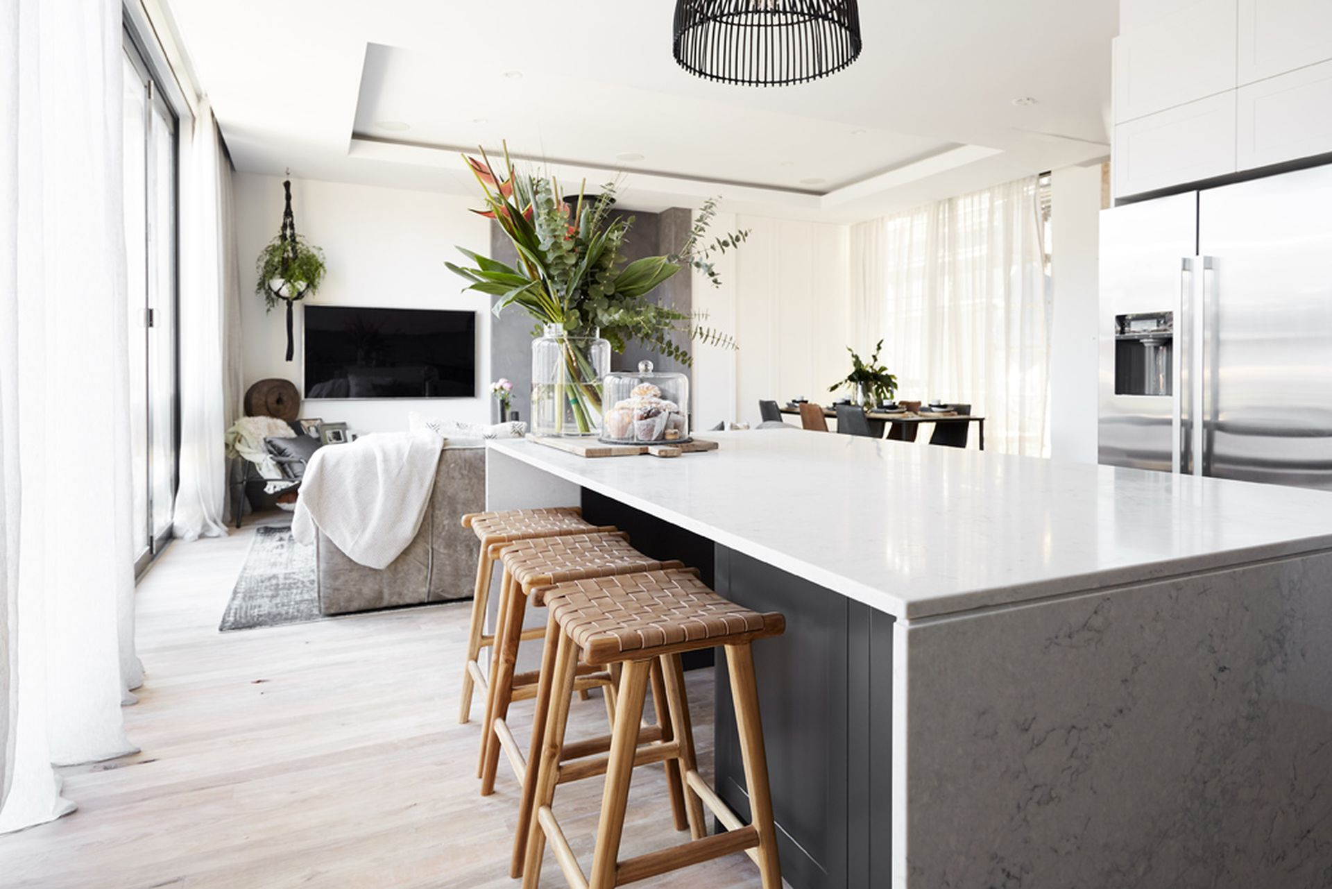 Kitchen gallery JE The Block Extras Season 13, Exclusive Content
