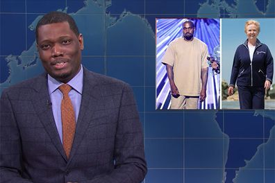 Michael Che, Kanye West, Saturday Night Live, Weekend Update, comments