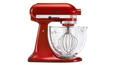 "<p>Category: Best Food Mixer</p> <p>Winner: KitchenAid Stand Mixer, <a href=""https://kitchenaid.com.au/products/ksm150-artisan-stand-mixers-0"" target=""_top"">kitchenaid.com.au</a>, $849.</p>"