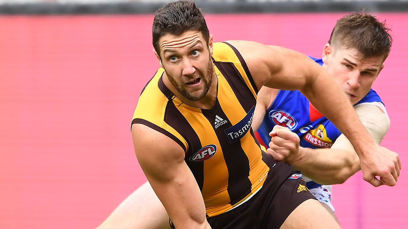 Premiership Hawk James Frawley to join Saints, honour late uncle Danny Frawley
