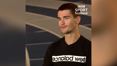 Scottish athlete 'annoyed' after Comm Games collapse