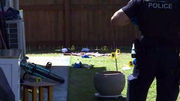 Police shooting Rockhampton