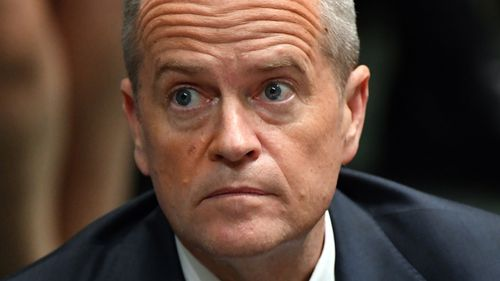The Greens have asked Labor leader Bill Shorten has been asked who is attending the talkfest.