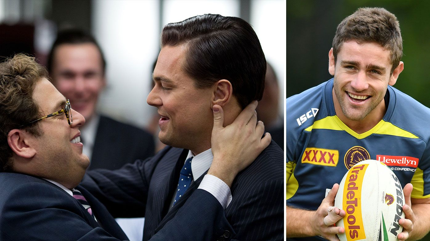 Andrew McCullough and Wolf of Wall Street
