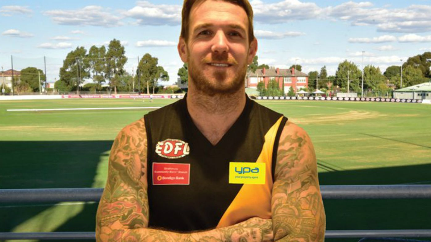 Former AFL star Dane Swan confirmed to return to footy field