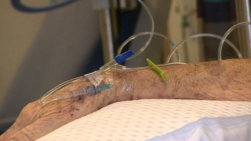 Patients must have a terminal illness with less than 12 months to live to qualify (9NEWS)