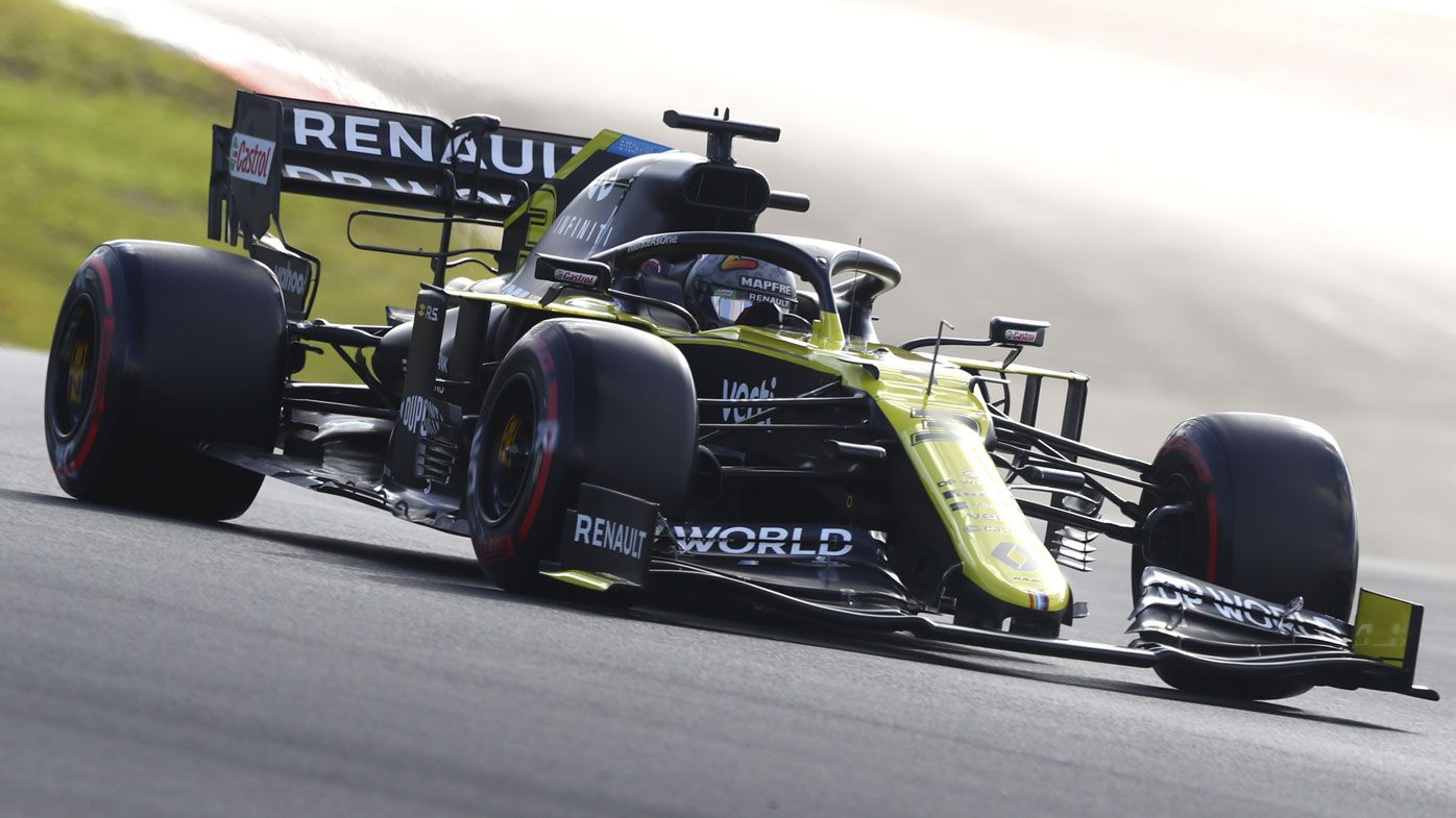 F1 News Fernando Alonso S Renault Optimism After Daniel Ricciardo S Strong Performances