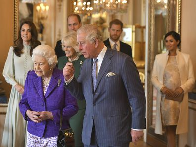 Prince Charles Queen Elizabeth coronavirus