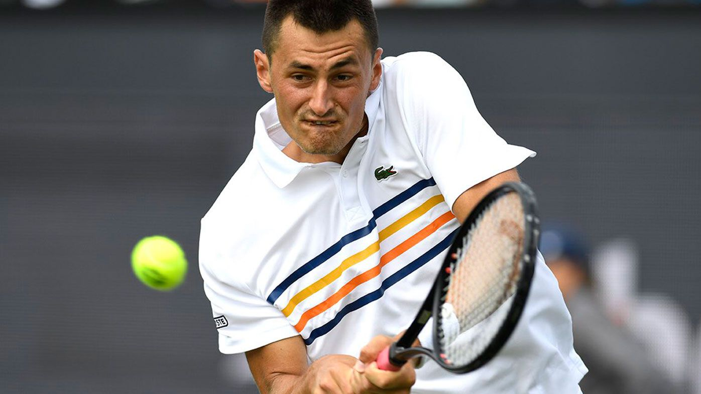 Bernard Tomic gains Wimbledon lifeline, on track to face Kyrgios