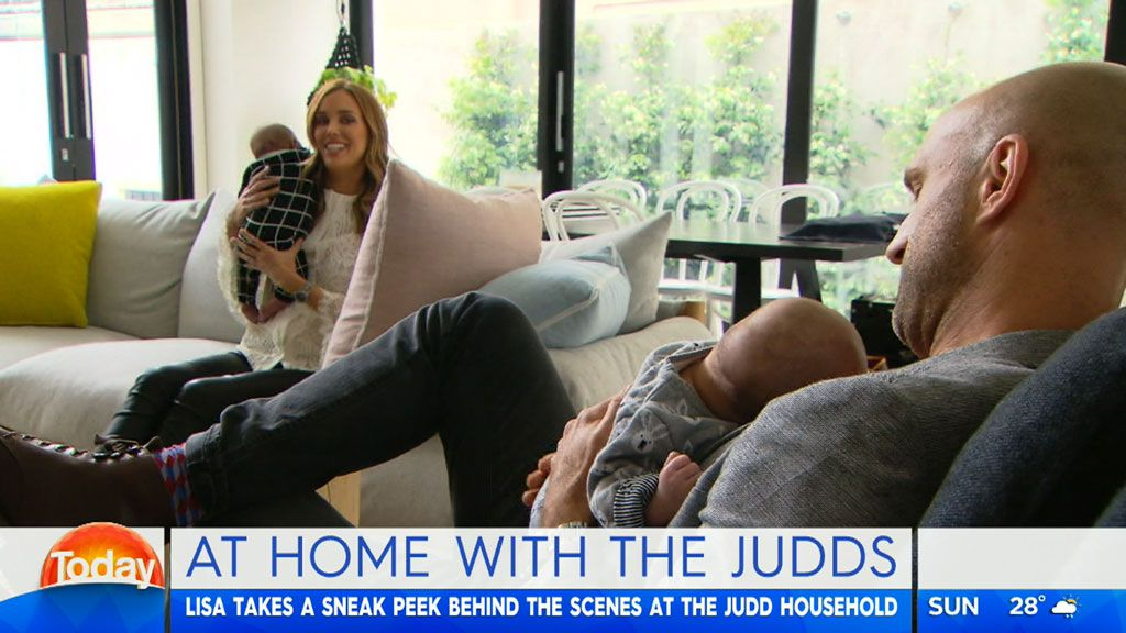 Exclusive: At home with the Judds