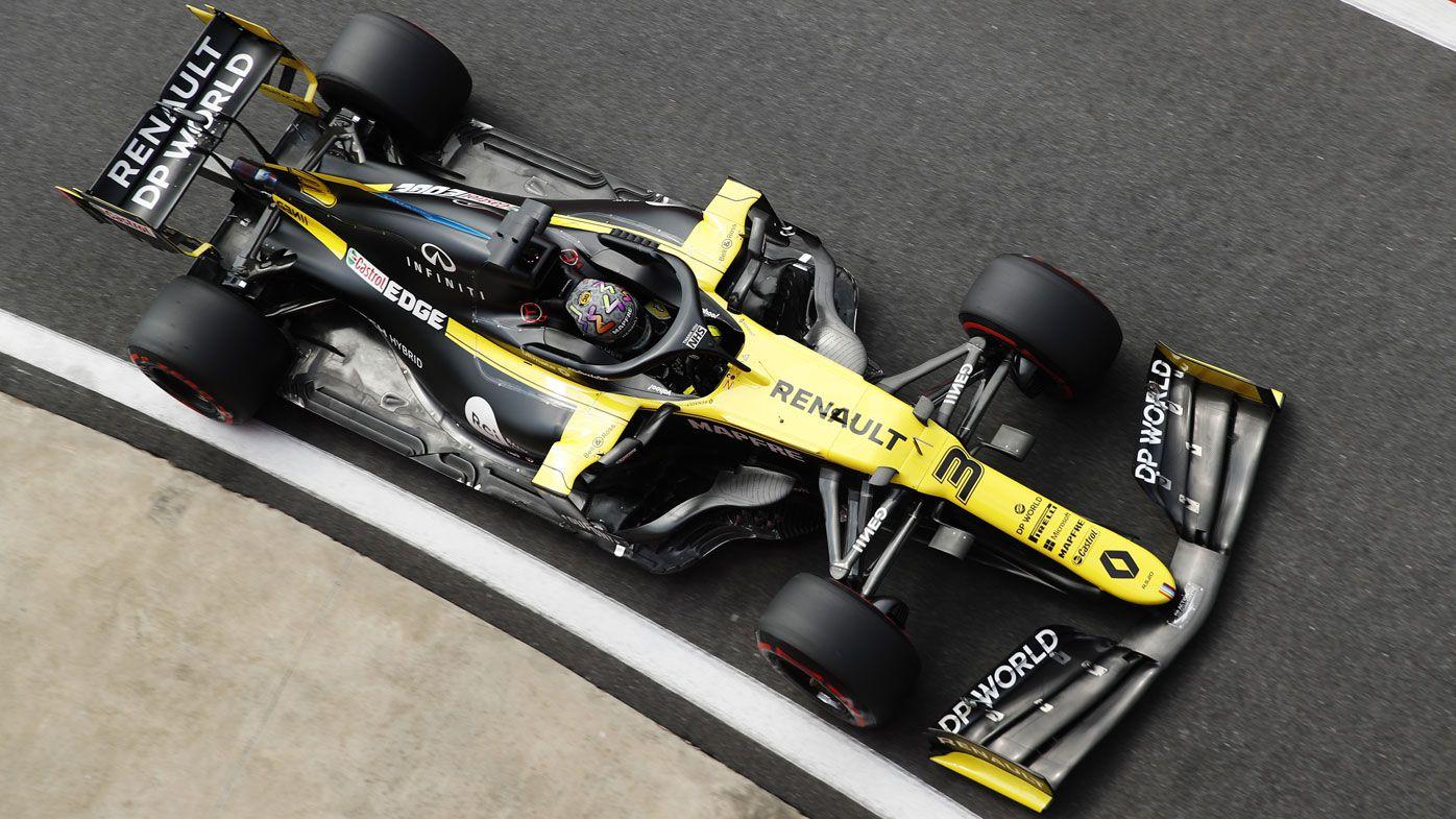 F1 70th Anniversary Grand Prix Qualifying Results Bottas Pole Ricciardo Fifth