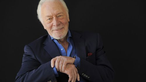 Christopher Plummer poses for a portrait on July 25, 2013, in Beverly Hills, California