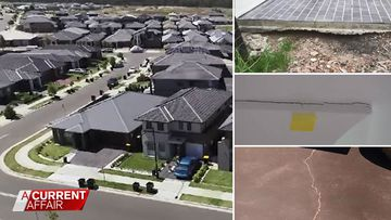 Sinking suburb: Homeowners want answers after waiting two years for repairs