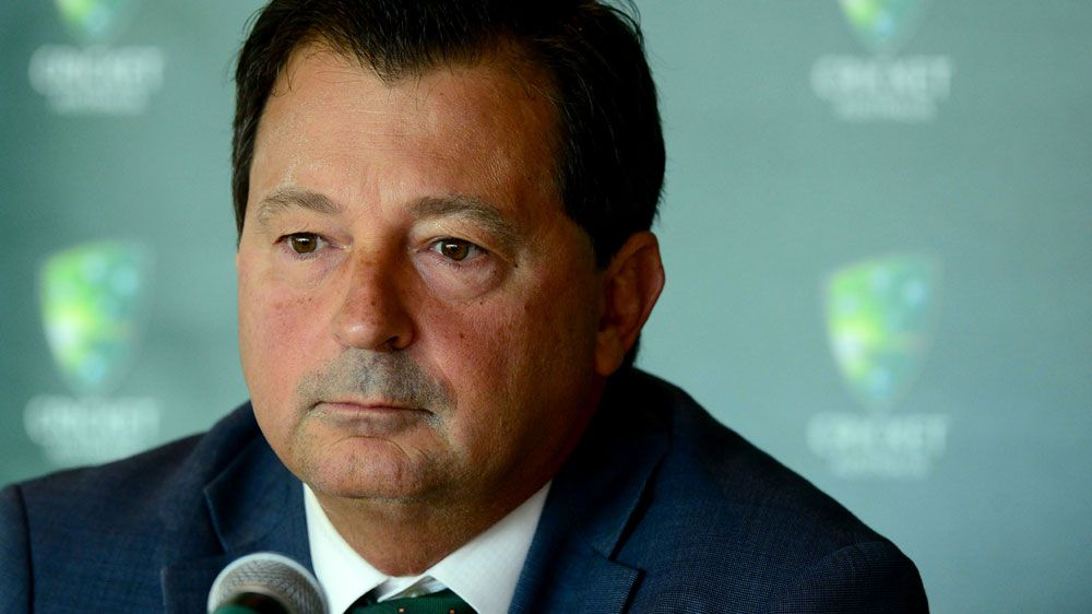 Cricket Aust chairman rages, talks go on
