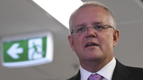 "Scott Morrison said it was ""despicable"" Australians had taken their children into conflict zones."