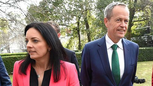 Labor leader Bill Shorten has supported Ms Husar amid the allegations from her office. Picture: AAP