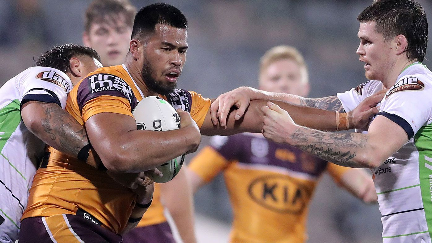 Brisbane Broncos star Payne Haas facing two or three-game ban for crusher tackle