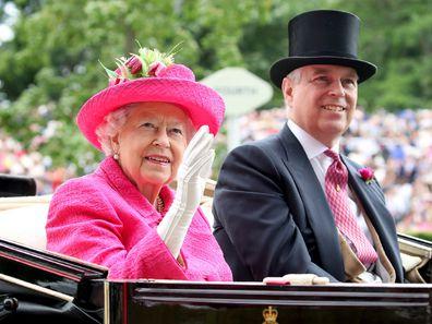 Queen Andrew