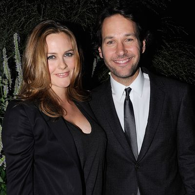 Alicia Silverstone and Paul Rudd: Now…