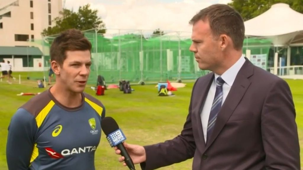 Tim Paine suggests Australia may bowl first in second Ashes Test