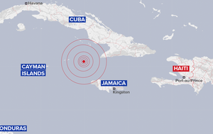 Tsunami warning lifted after 7.7-magnitude earthquake strikes near Jamaica and Cuba