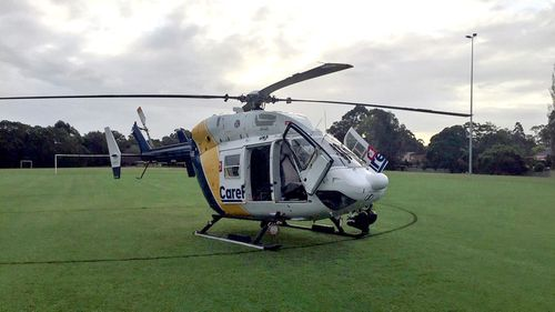 Man airlifted to hospital from Royal Easter Show after being trampled by horse