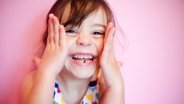 Kids teeth need special care. Image: Getty.