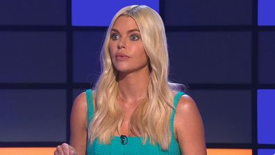 Sophie Monk on The Hundred with Andy Lee.