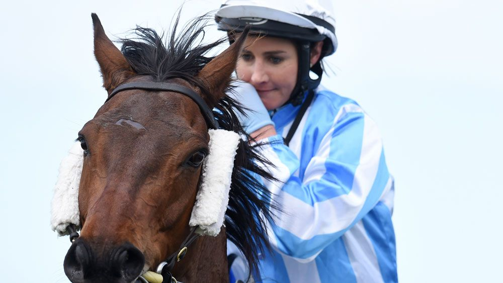 Melbourne Cup winning jockey Michelle Payne tests positive to banned substance