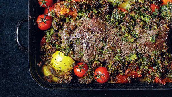 Roast Beef a la Provencal