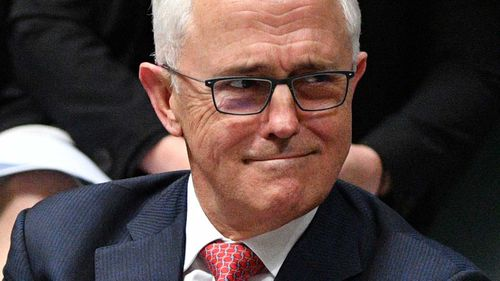 Malcolm Turnbull hopeful tax cuts will pass. (AAP)