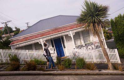 Baldwin Street, Dunedin, formerly the world's steepest street.