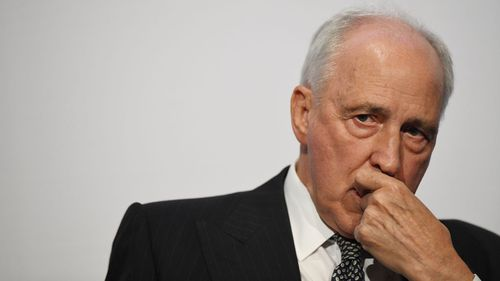 Paul Keating has lambasted the Coalition for their position on superannuation.