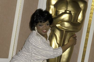 Not content with simply being the Queen of Talk, Oprah scored a role in Steven Spielberg's adaptation of one of her favourite novels, <i>The Color Purple</i>, for which she nabbed an Oscar nomination for best supporting actress. She last exercised her acting muscle in a memorable guest spot on TV's <i>30 Rock</i> in 2008.