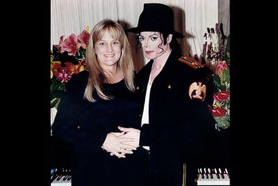 Michael shocked the world in 1996 by proving that there was a second woman willing to be his wife. The pair married in a hotel suit in Sydney while Debbie was six months pregnant with their first child. She went on to have a second child with Michael, but the pair never lived together and Debbie handed over full custody of the children to Michael when they divorced in 2005.