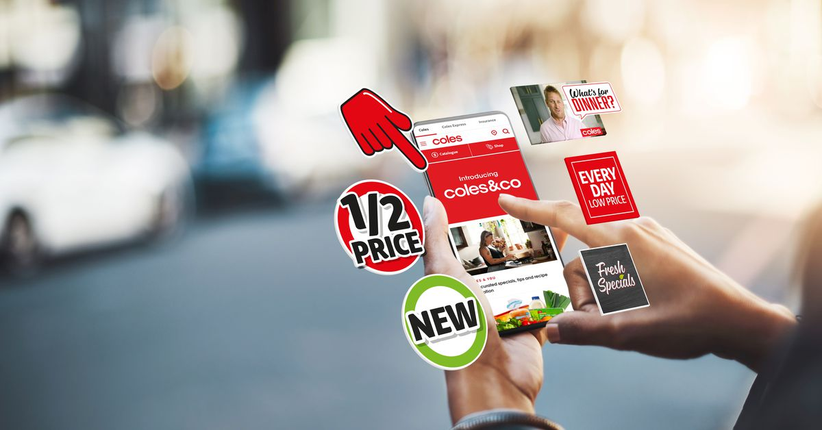 Coles to stop delivering printed catalogues as thousands of shoppers move online – 9News
