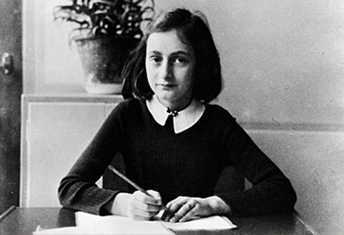 Anne Frank (Getty)