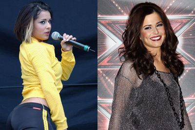 Cheryl's career with pop band Girls Aloud started on the UK's <i>Popstars: The Rivals</i> back in 2002. The girl group made it big, but Cheryl wanted bigger. She joined <i>X Factor UK</i> in 2008, left that show for the US version in 2011, but got sacked by Simon Cowell, and replaced with Pussycat Doll Nicole Scherzinger.