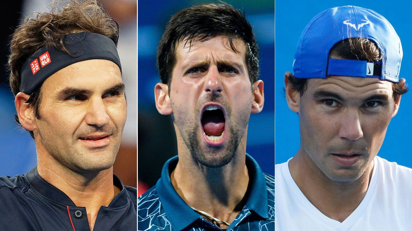 Perfect Djokovic, unbelievable Nadal - the most one-sided 'Big Four' major finals