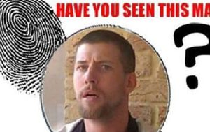 Bali prison escapee Shaun Davidson taunts police with wanted posters on Facebook