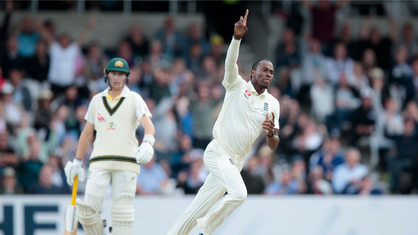 Archer took his maiden five-wicket Test haul on day one