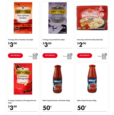 This week The Reject Shop has some great specials on offer.