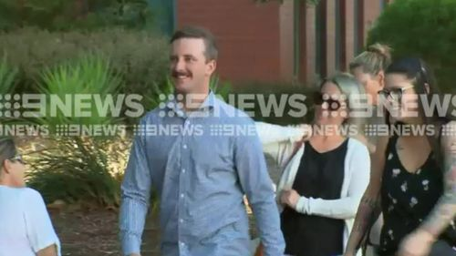 All three offenders avoided jail for the incident. (9NEWS)