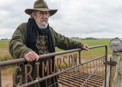 Rams movie, Michael Caton, filming, farm, Western Australia