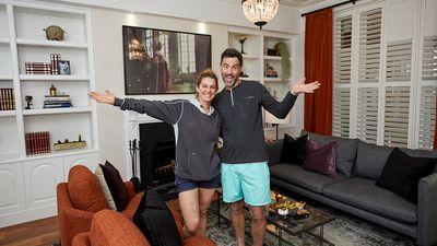 The Block 2019 El Ise And Matt S Formal Living Room