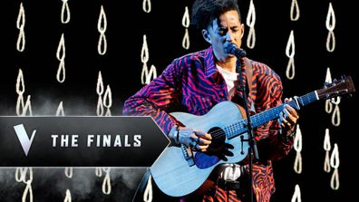 The Finals: Zeek Power 'Pray For Me'