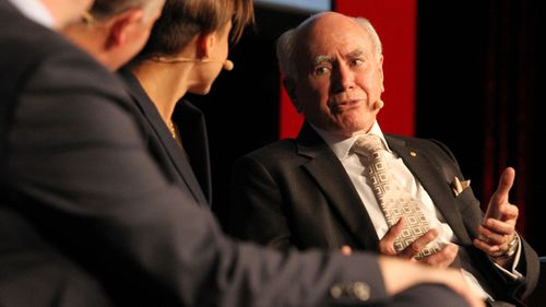 Former PM John Howard critical of gay marriage activism
