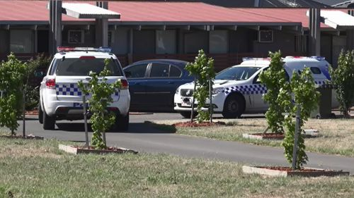 Police believe the girl was attacked by a man who lives in the area. (9NEWS)
