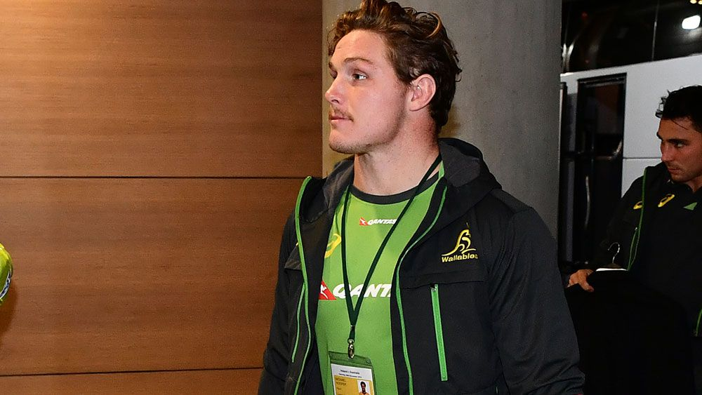 Michael Hooper admits Waratahs still looking for answers
