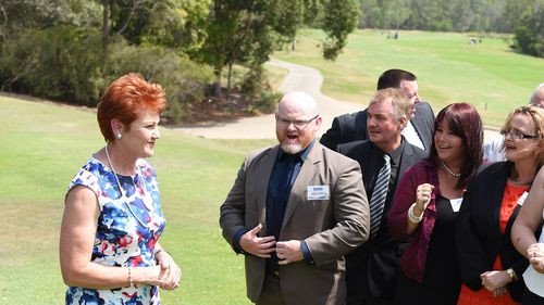 One Nation candidate withdraws, slamming Pauline Hanson's party